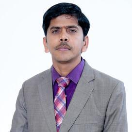 Dr. Vijay Srivastava, Assistant Professor