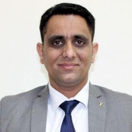 Dr. Sukhwinder Singh, Assistant Professor