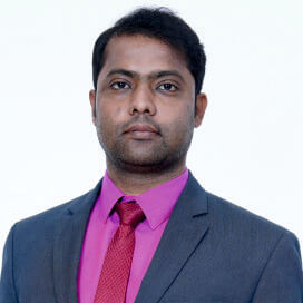 Dr. Vivek Kumar, Assistant Professor