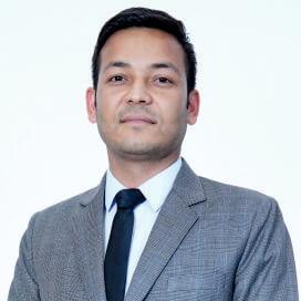 Dr. Sandeep Kumar, Assistant Professor