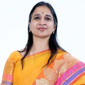Dr. Lakshmi Priya Vinjamuri, Assistant Professor