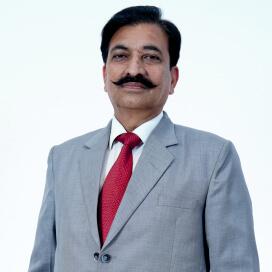Dr. Rajesh Bahuguna, Dean