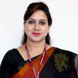 Dr. Rachna Sharma, Assistant Professor