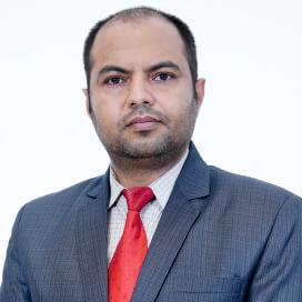 Dr. Naveen Chandra Joshi, Assistant Professor