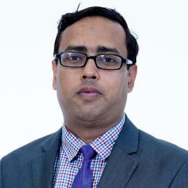 Dr. Waseem Ahmad, Assistant Professor