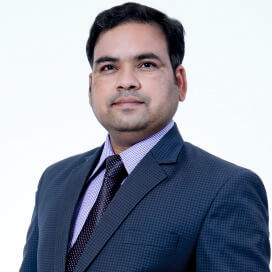Dr. Raghvendra Pratap Singh, Assistant Professor