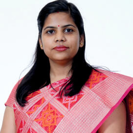 Dr. Shweta Singh, Assistant Professor