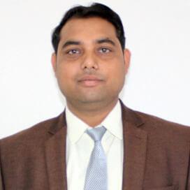 Dr. Narottam Singh Chauhan, Assistant Professor