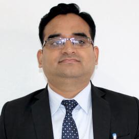 Dr. Rakesh Matura, Assistant Professor