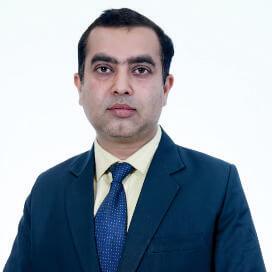 Dr. Nishesh Sharma, Assistant Professor