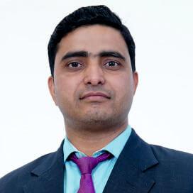 Dr. Manoj Kumar Sharma, Assistant Professor