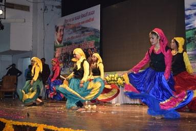 "Uttaranchal University makes a mark and wins accolades in the 'Award Ceremony' of ""Hon'ble Hemwati Nandan Bahuguna Centennial Year Celebrations & Youth Cultural Event"""