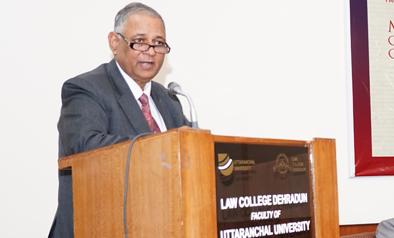 Hon'ble Mr. Justice Vijay K. Shali