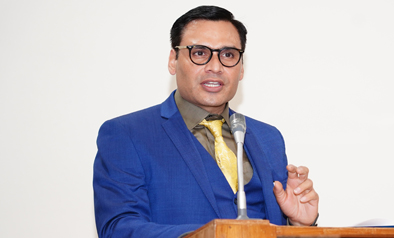 Mr. Vivek Narayan Sharma