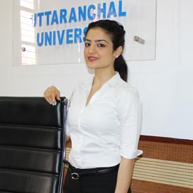 Ms. Ankita Joshi
