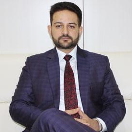 Prof. (Dr.) Abhishek Joshi, Director