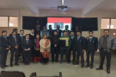 """Department of Physics organizes a two-day Seminar on """"Application of Physics in Real World"""""""