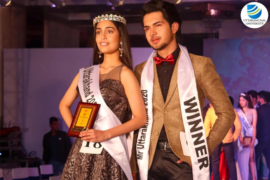 Third Year Student Of Uttaranchal University Wins Mr Uttarakhand 2020 Title Uttaranchal University