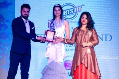 Law College Dehradun bags glittering titles in 'Mr & Miss Uttarakhand 2020'
