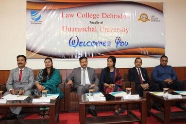 Law College Dehradun felicitates its Judges Six Students of Law College Dehradun become Judge in Jharkhand