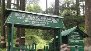 School of Applied & Life Sciences organizes an Educational Tour to Eco Park, Dhanolti