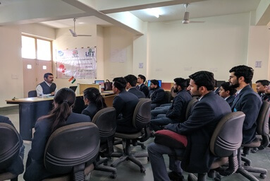Uttaranchal Institute of Technology organizes a Workshop on 'Remote Sensing and Geospatial System using IGIS 2.0 Software'