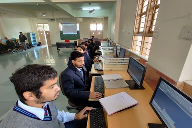 Uttaranchal Institute of Technology organizes a Workshop on 'Auto CAD'