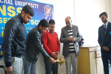 "NSS Wing of Uttaranchal Institute of Technology organizes ""Inquisitive""- a Quiz Competition and Group Discussion"