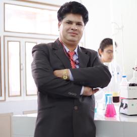 Dr. S.P. Gairola, Dean (Research & Development)