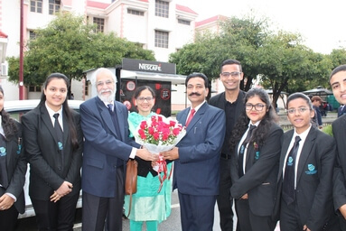 Law College Dehradun, faculty of Uttaranchal University organized Lecture Series By Legal Luminaries (LCDLSLL)