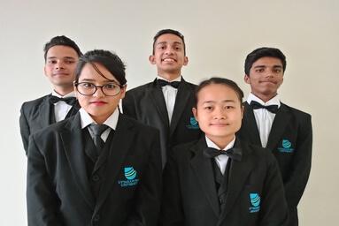 "The Oberoi ""Wild Flower Hall"" (Shimla) picks students of School of Hospitality Management for Summer Internship"
