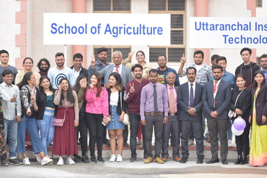 School of Agriculture organizes Alumni Meet