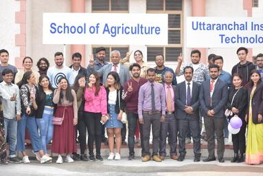 School of Agriculture organizes Alumni Meet