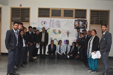 School of Agriculture organizes Poster Presentation to celebrate International Women's Day