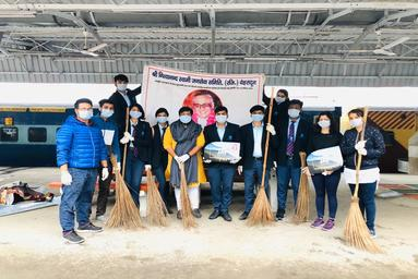 Uttaranchal Institute of Management conducts 'Cleanliness Drive'