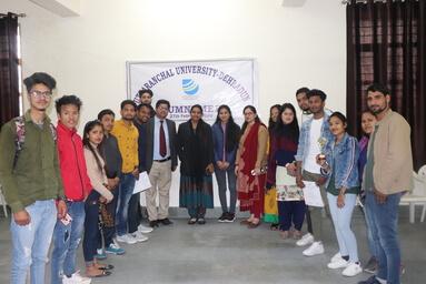 Uttaranchal Institute of Pharmaceutical Sciences organizes Alumni Meet