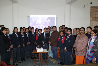 Uttaranchal Institute of Pharmaceutical Sciences celebrates 'International Women's Day – 2020'