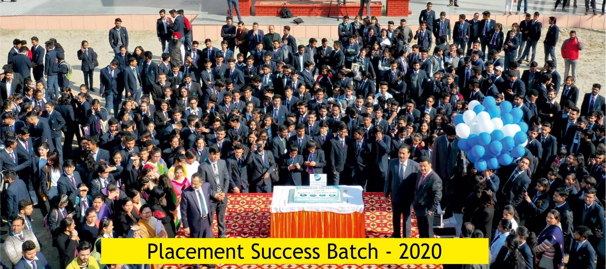 PLACEMENT SUCCESS