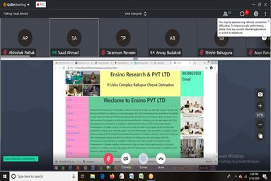"Uttaranchal Institute of Management organizes a Workshop on ""Web Development Using Django"""