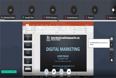 Uttaranchal Institute of Management organizes a Workshop on Digital Marketing