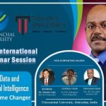 "Webinar Session on ""Big Data and Artificial Intelligence THE GAME CHANGER"""