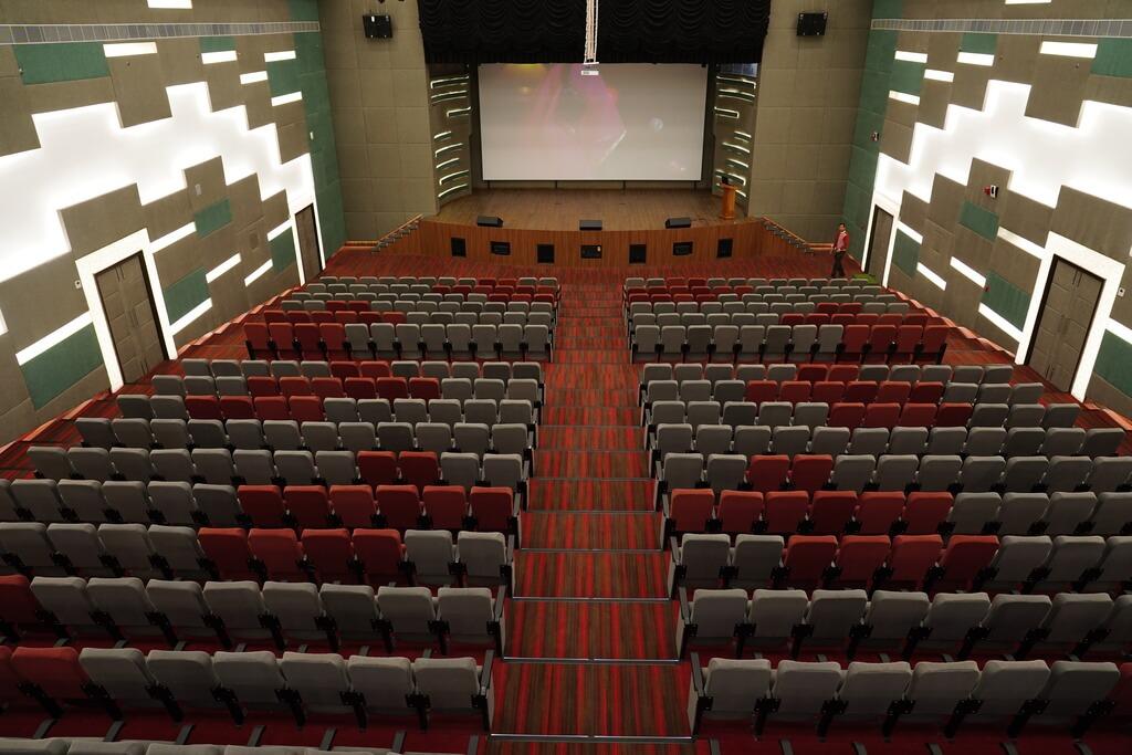 Swami Vivekananda Auditorium