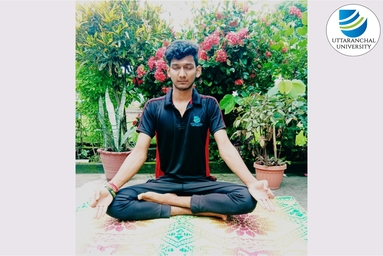 """School of Agriculture celebrates """"International Yoga Day"""""""