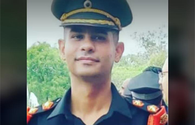 Alumnus of Uttaranchal University Lieutenant Akash Chaudhary meets with an  accident which claims his life while serving the country | Uttaranchal  University