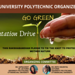 """GO GREEN"" PLANTATION DRIVE"