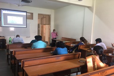 School of Agriculture organizes a Capacity Building Session