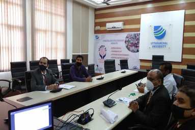 "Uttaranchal University organizes ""International Conference on Advances in Engineering Science & Technology"" (ICAEST-2020)"