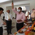 Civil Engineering Department Vishwakarma Pooja -2020