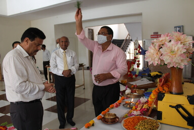 Civil Engineering Department Vishwakarma Pooja -2020