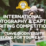 """""""International Photography and Caption Writing Competition"""" – Registrations open"""